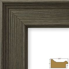 Not all frames need to be solid wood to portray a wood grain finish. The high quality wrap of this 76658955 MDF wood composite frame contains wood grain texture to showcase a textured brown and gray finish. Grey Oak, Brown And Grey, Gray, Grey Picture Frames, Wood Grain Texture, Mdf Wood, Barn Wood, Diy Home Decor, Solid Wood