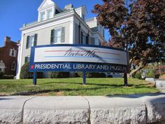 Staunton, Virginia: Woodrow Wilson Library and Home