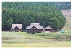 Main lodge, overlooking the lake Fly Fishing, Maine, Africa, Spaces, House Styles, Travel, Viajes, Destinations, Fly Tying