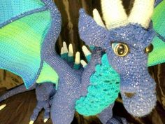 dragon amigurumi, dragon crochet, dragon crochet pattern, dragon crochet toy, dragon amigurumi doll Crochet Amigurumi, Amigurumi Doll, Crochet Toys, Free Crochet, Crochet Game, Cool Patterns, Harry Potter Dragon, Seraphin, Dinosaurs