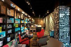 Cielito Querido Café store design hotels and restaurants