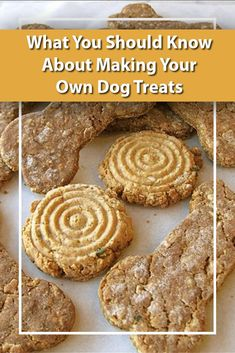 Recipes For Healthy Homemade Dog TreateYou can find Healthy dog treats and more on our website.Recipes For Healthy Homemade Dog Treate Dog Biscuit Recipes, Dog Treat Recipes, Dog Food Recipes, Homemade Dog Cookies, Homemade Dog Food, Homemade Dog Biscuits, Diy Dog Treats, Healthy Dog Treats, Homade Dog Treats