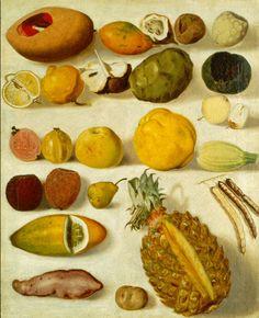 Painter Hermenegildo Bustos (1832 - 1907)