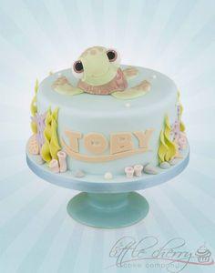 Squirt Nemo Cake