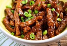 Slimming Eats Sweet Chilli Beef - gluten free, dairy free, Slimming World and Weight Watchers friendly