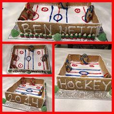 gingerbread house hockey - Google-søk