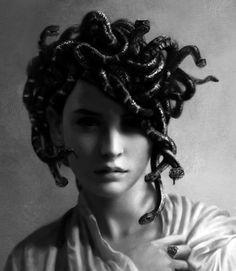 'Medusa' - J. Simeth