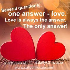 https://instagram.com/p/7uSz85Heph/  https://www.facebook.com/SallyChiwuziedotcom/posts/749259838512855:0  https://plus.google.com/+SallyChiwuzie/posts/iZgYK4ugEkv  #SallyChiwuzie #UNSHAKABLE #TogetherWeAreUnshakable #SilentSymphoni