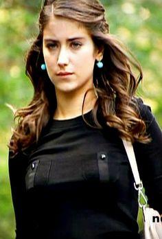 """Hazal Kaya in """"Adını Feriha Koydum TV Series 2011/2012"""