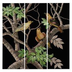 Bird Song Panel from Z Gallerie for only $199!