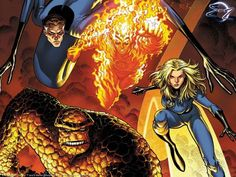 Fantastic Four reboot may cast Michael B. Jordan as the Human Torch. Jordan (Chronicle) may play Johnny Storm in Fantastic Four. Comic Book Artists, Comic Book Characters, Comic Book Heroes, Comic Artist, Marvel Characters, Comic Books Art, Marvel Comics, Ms Marvel, Marvel Heroes