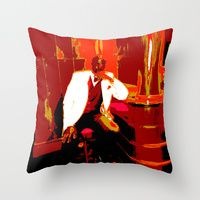 Throw Pillows by Time After Time Present Day, Throw Pillows, Retro, Antiques, Shopping, Vintage, Design, Antiquities, Cushions