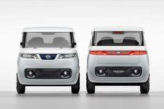 Nissan Teatro, next generation Cube?