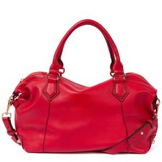Can't wait to receive my Ora Delphine Lola Satchel in Red!