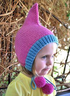 78f234bb712 Pretty Patterns  Piper s Pixie Hat Knitting For Kids