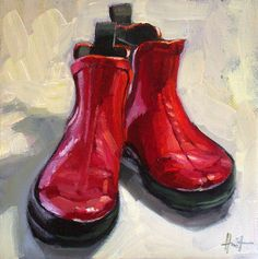 My Things, Rain Boots, Liza Hirst | Flickr - Photo Sharing!