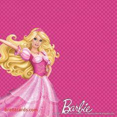 Barbie Birthday Invitation Card Template Free Online Templates