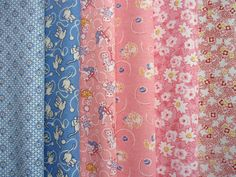 Reproduction 1930s Fabric Bundle