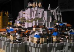 edificios famosos de lego