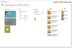 Microsoft Dynamics CRM 2013 user interface preview #MSDYNCRM #CRM2013 from http://blogs.technet.com/b/lystavlen/archive/2013/07/02/microsoft-dynamics-crm-2013-first-look.aspx