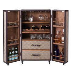 Bombay Heritage Beacon Bar   Wayfair $549