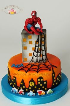 Spiderman pentru Adi