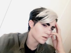 shiro cosplay voltron - Google Search