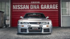 FastLane ★ https://www.facebook.com/fastlanetees   The place for JDM Tees, pics, vids, memes & More  Nissan GT-R Skyline R33 LM