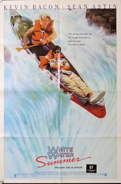 White Water Summer Movie Poster Print x Movies Playing, 80s Movies, Movies 2019, Good Movies, Excellent Movies, Movie Party, I Movie, Style Movie, Cinema Posters