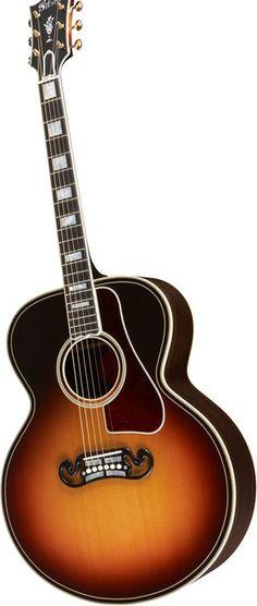 Gibson SJ-200 Western Classic Acoustic Guitar Vintage Sunburst