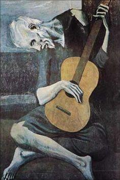 Pablo Picasso's paint