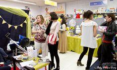 Baby shower organisée dans le magasin Autour de bébé de Villenave-d'Ornon !