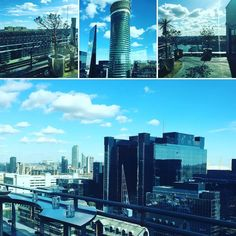 Some of the views I worked from yesterday. Not grey and raining like some would associate with London in March. Canary Wharf E14 #Millharbour #picOfTheDay #locksinthecity #locksmith #MasterLocksmith #mla #EastLondon #londonLockie #london #LondonE14 #londonskyline by locks_in_the_city