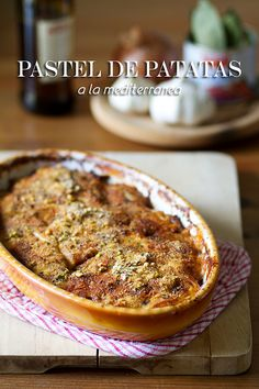 Pastel de patatas by Alicia {La locanda}, via Flickr