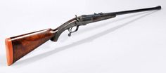 Rigby rook rifle