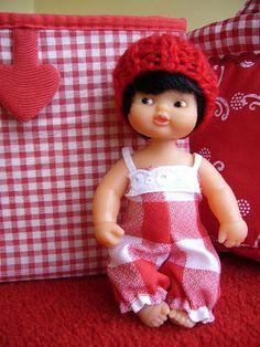 La biblioteca silvestre: patrones barriguitas Cute Baby Dolls, Cute Babies, Girl Doll Clothes, Girl Dolls, Disney Animator Doll, Vintage Dolls, Harajuku, Summer Dresses, Sewing