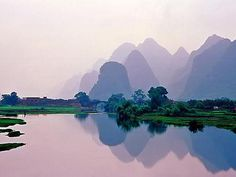 Guillin, China for blow your mind scenery