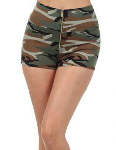Sequin High Waisted Shorts | Bottoms | Pinterest | High waisted ...