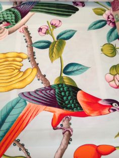 Manuel Canovas fabrics available through Jane Hall DesignManuel Canovas collection