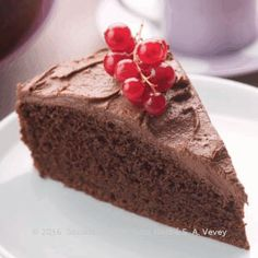 Recipe - Light Chocolate Cake - Pour the mixture into a lined 23cm spring form cake tin.  Bake in a preheated 150.