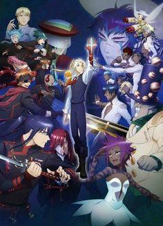 D.Gray-man Hallow VOSTFR | Animes-Mangas-DDL