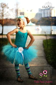 Little Pixie Tutu Fairy Princess Extra Small by PinkPosieCouture, $55.00