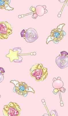 Wallpaper Phone Cute Backgrounds Pink Ideas For 2019 Sailor Moon S, Sailor Moon Crystal, Wallpaper Iphone Liebe, Kawaii Wallpaper, Girl Wallpaper, Pattern Wallpaper, Cute Wallpaper Backgrounds, Cute Wallpapers, Wallpaper Wallpapers
