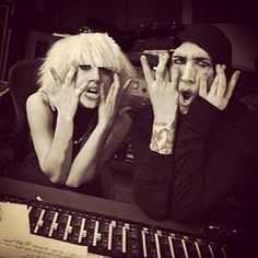 Marilyn manson and lady gaga dating guy. questions to ask your boyfriend while dating.