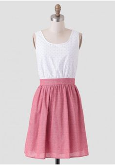 Yin classic soft summer dress. Cool and breezy. Love the back cutout, won't show your bra!
