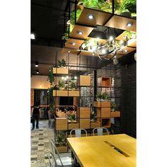 Lobby Design, Design Entrée, Hotel Room Design, Cafe Design, House Design, Door Design, Design Ideas, Cafeteria Design, Design Bar Restaurant