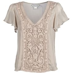 like the idea using some of my vintage lace but dislike the color!