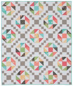 Bespoke Nine Patch quilt
