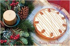 How To Make: Glorious Gluten-Free Thanksgiving Torte - Thanksgiving Recipe #Thanksgiving #recipe #Thanksgiving #Recipe #Turkey #Holiday