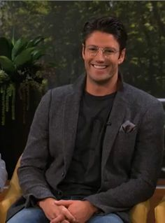 """James Scott (EJ) - another man who falls into this category under """"randomly cute."""""""